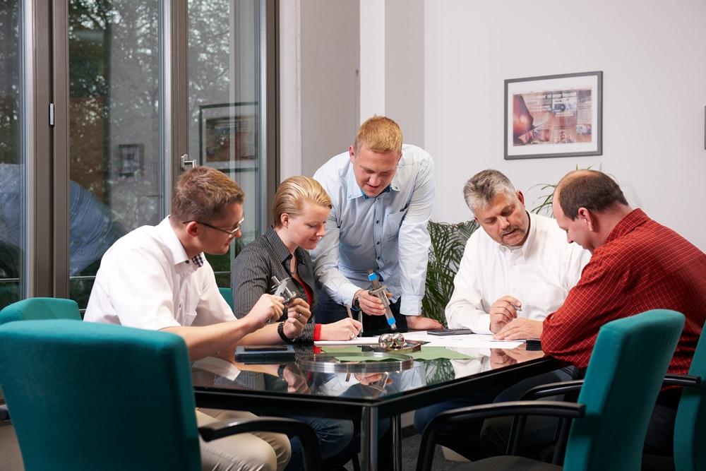 WLT Unternehmenskultur Team